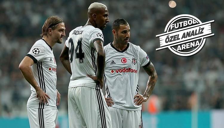 Beşiktaş ve Galatasaray'dan şut yağmuru