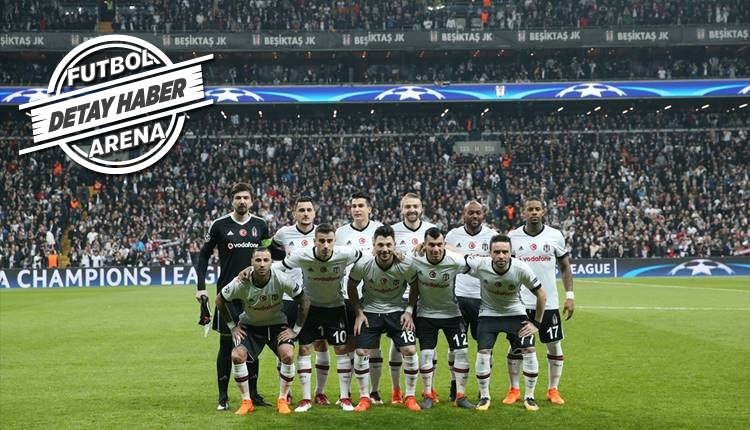 Beşiktaş Vodafone Park'ta ilk kez...