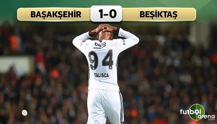 Beşiktaş'a Medipol Başakşehir darbesi! (İZLE)