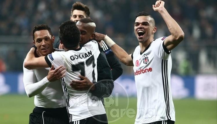 Beşiktaş'ın Şampiyonlar Ligi geliri 50 milyon Euro