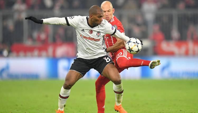 Beşiktaş'ın yıldızı Ryan Babel yeniden milli takımda!