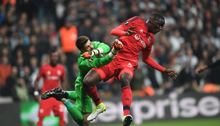 Beşiktaşlı Fabri, Fernando Muslera'yı geçti
