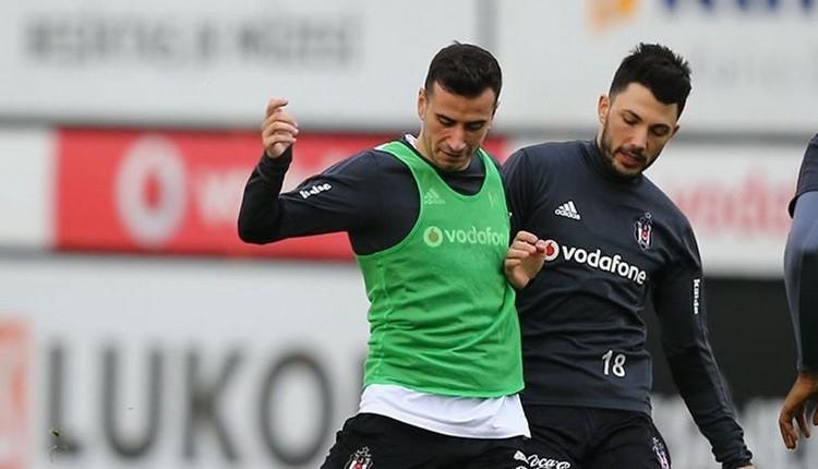 Beşiktaş'ta Oğuzhan Özyakup'un sakatlığı ne durumda?