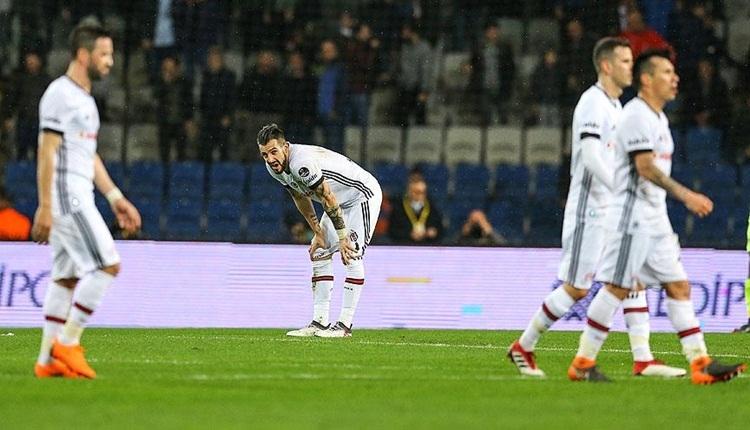 Beşiktaş'ta son 4 sezonun en kötü santrforları