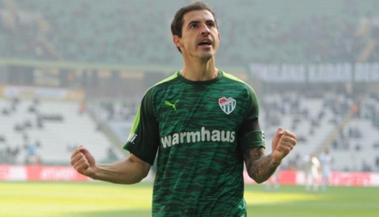 Bogdan Stancu, Bursaspor'un en golcüsü oldu