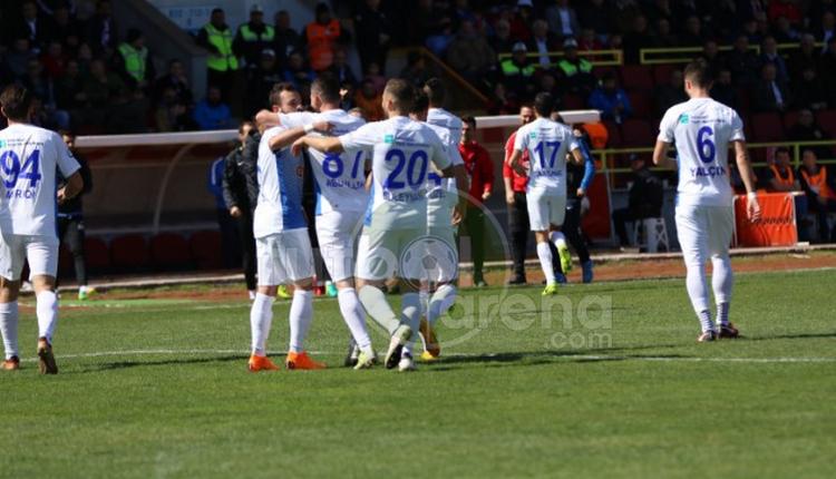 Boluspor 0-1 Çaykur Rizespor maç özeti ve golleri (İZLE)