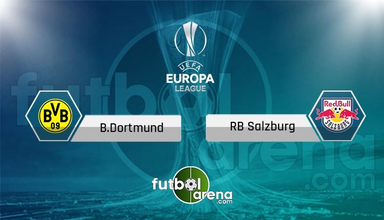 Borussia Dortmund - Salzburg Tivibu Spor canlı ve şifresiz izle