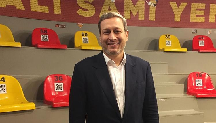 Burak Elmas'tan genel kurulda Mehmet Helvacı'ya özür çağrısı