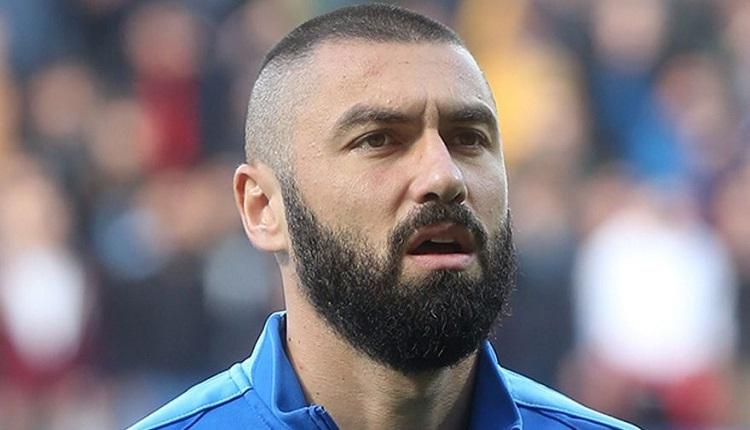 Burak Yılmaz ile yardımcı antrenör Bülent Albayrak arasında tartışma! Trabzonspor antrenmanında şok!