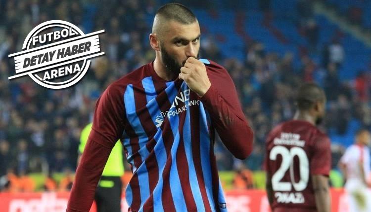 Burak Yılmaz, Trabzonspor'un yarısı oldu!
