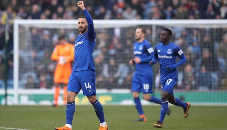 Burnley 2-1 Everton maçı özeti ve golleri (İZLE)
