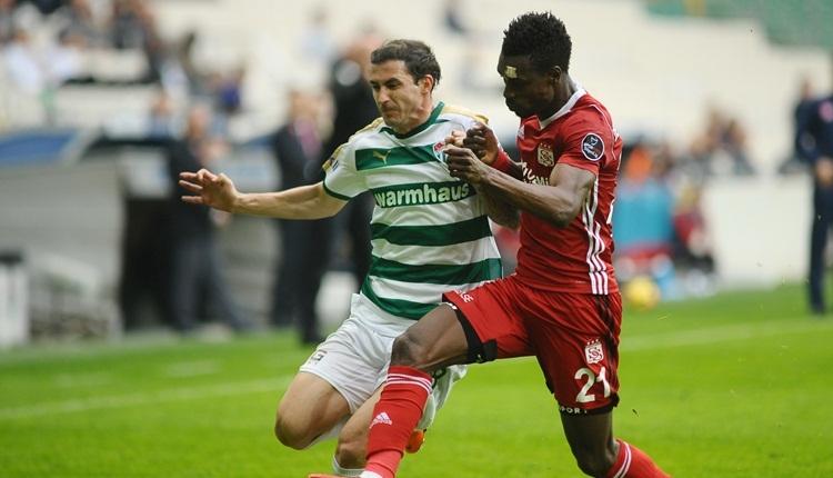 Bursaspor 1-0 Sivasspor maç özeti ve golü (İZLE)