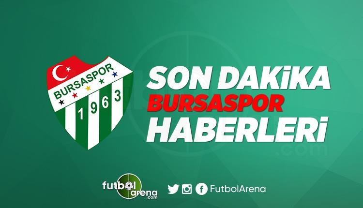 Bursaspor Haberleri - Sow'un sakatlığında kritik gelişme (13 Mart 2018 Bursaspor haberi)