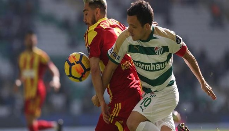 Bursaspor kötü serileri bitirmek istiyor