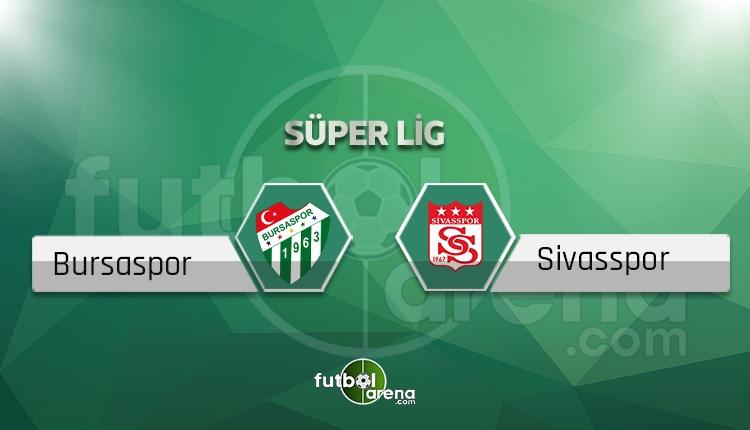 Bursaspor Sivasspor beIN Sports canlı ve şifresiz izle