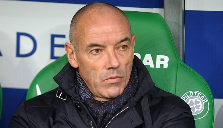 Bursaspor taraftarından Paul Le Guen'e istifa çağrısı