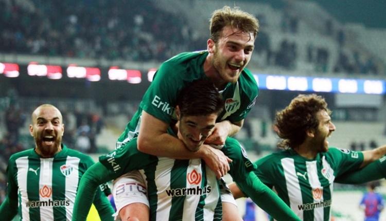 Bursaspor'un kadrosunda 100 ve üzerine maça çıkan 4 oyuncu