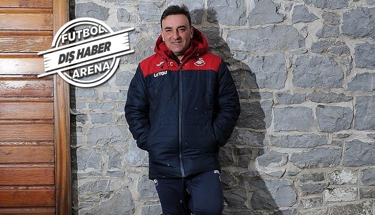 Carvalhal: 'Beşiktaş'ta o anı yaşamak için para bile öderdim'