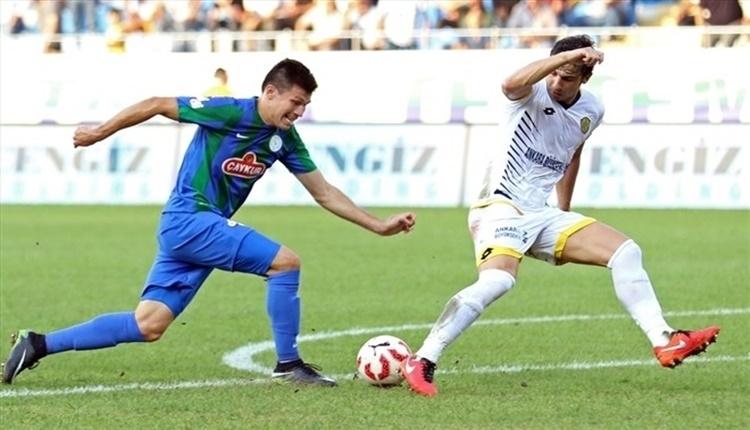 Çaykur Rizespor'da Samudio'nun bonservisi isteniyor