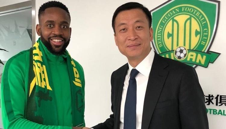 Cedric Bakambu, Beijing Guoan'a transfer oldu