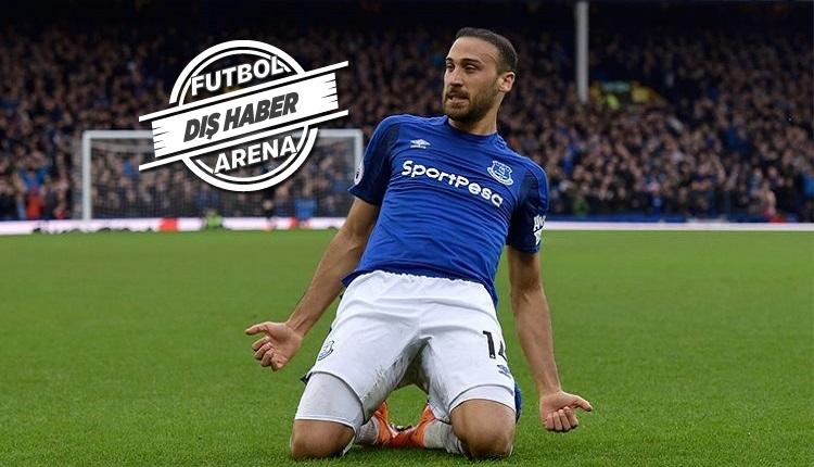 Cenk Tosun Everton - Brighton maçında attığı golü anlattı: