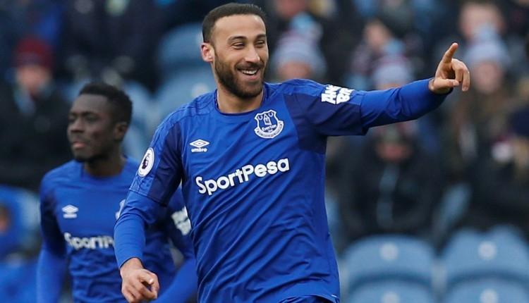 Cenk Tosun ilk golünü attı - İZLE (Burnley Everton)
