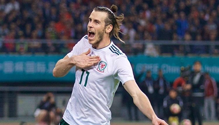 Çin 0 - 6 Galler maçın özeti ve golleri (İZLE)