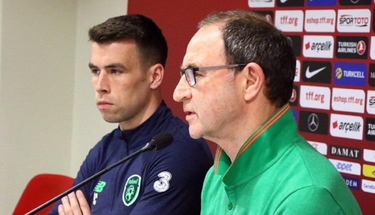Coleman'dan Türkiye - İrlanda maç sonu Cenk Tosun sözleri