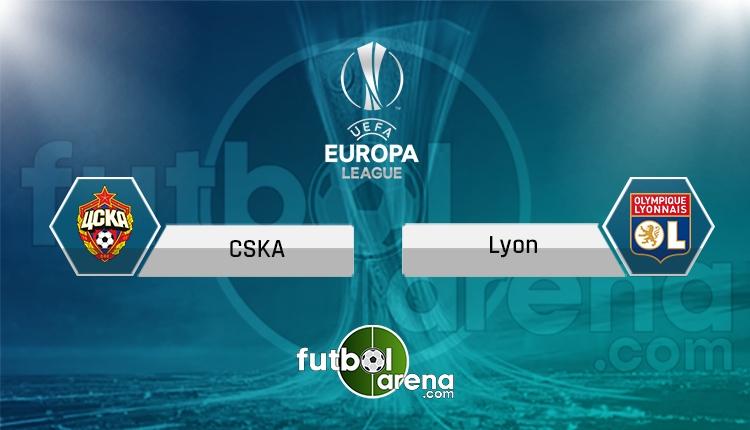 CSKA Moskova - Lyon Tivibu Spor canlı ve şifresiz izle