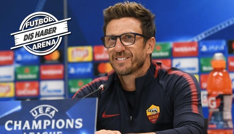 Di Francesco'dan Barcelona'ya gözdağı! Cengiz Ünder sözleri