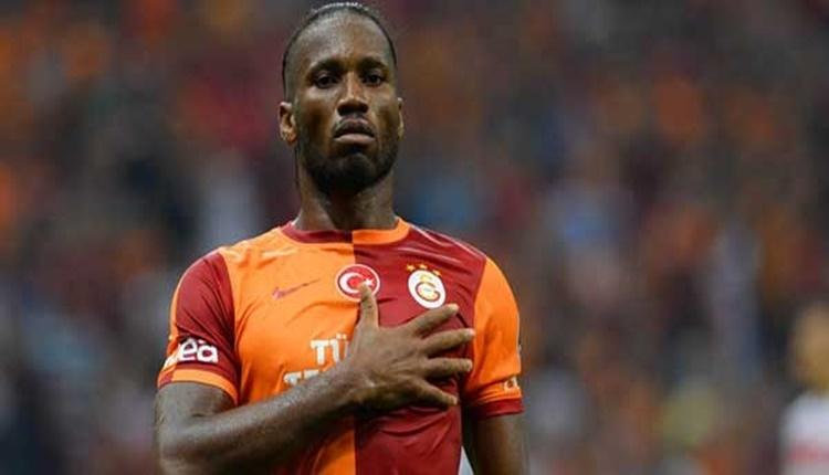 Didier Drogba'dan Galatasaray paylaşımı:
