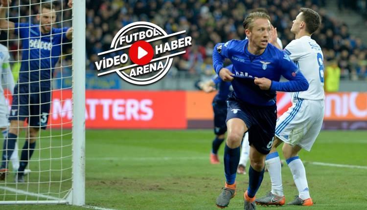 Dinamo Kiev 0-2 Lazio maçı özeti ve golleri (İZLE)