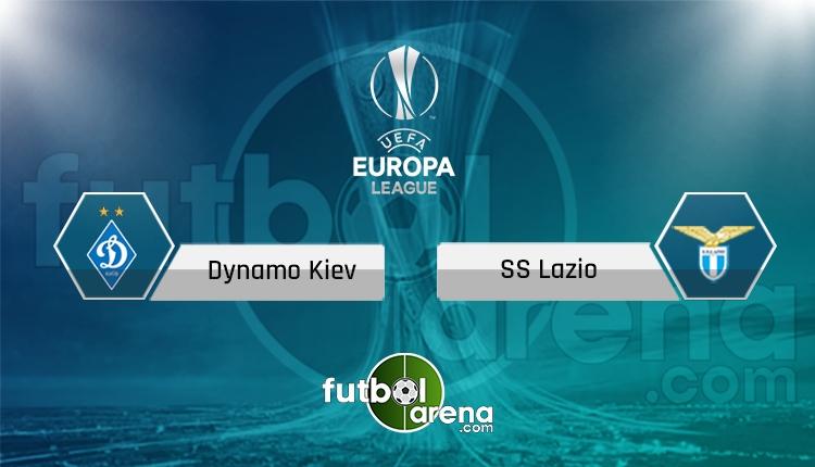 Dinamo Kiev - Lazio maçı Tivibuspor 4 canlı İZLE