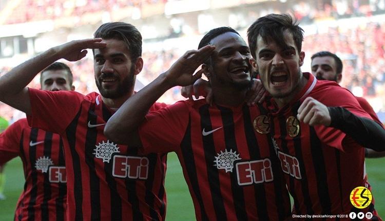 Eskişehirspor 2-2 Adana Demirspor maç özeti ve golleri (İZLE)