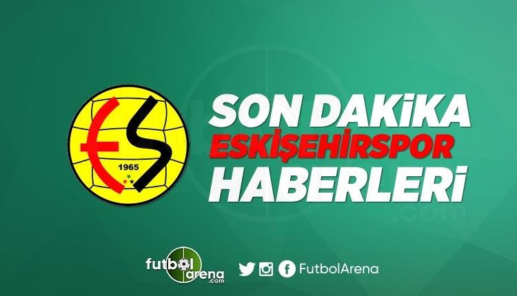 Eskişehirspor Haberleri - Halil Ünal'dan flaş karar (13 Mart 2018 Son dakika Eskişehirspor haberi)
