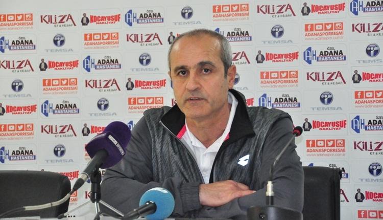 Eyüp Arın, Adanaspor'un mağlubiyetini yorumladı: