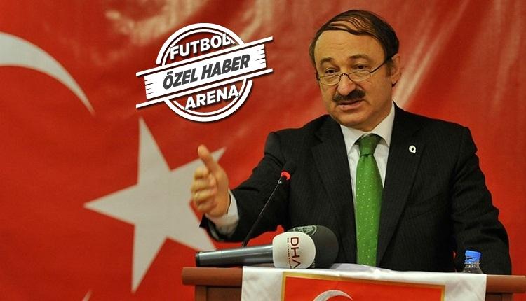 Faruk Özak'a Trabzonspor Başkan adaylığı için baskı