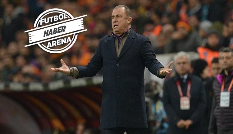 Fatih Terim'i Galatasaray - Konyaspor maçında sinirlendiren olay