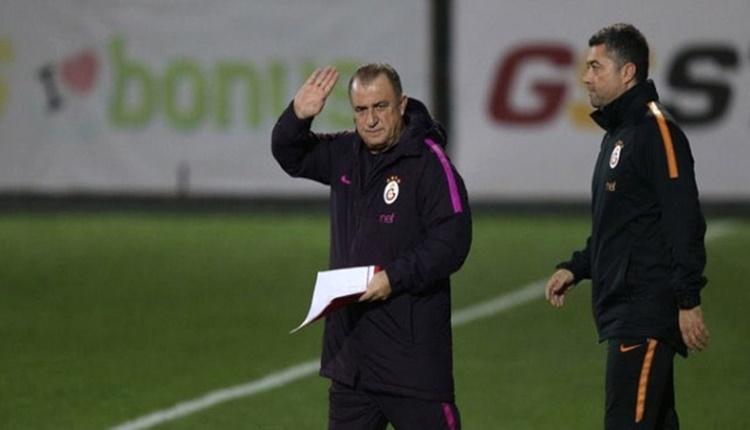 Fatih Terim'in Trabzonspor maçı planı