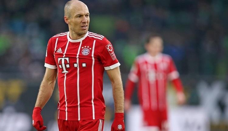 FB Transfer: Robben'e dudak uçuklatan teklif (29 Mart 2018 Perşembe)