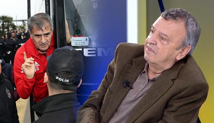 FBTV Şenol Güneş'e olay sözler! 'El insaf, ayıp!'