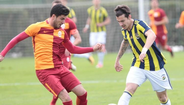 Fenerbahçe 2-1 Galatasaray (U21 maç özeti ve golleri)