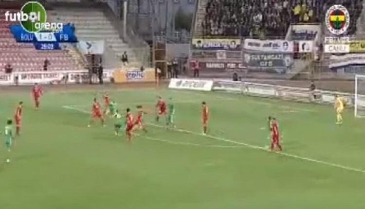 Fenerbahçe - Boluspor Aatif'in golünü (İZLE)