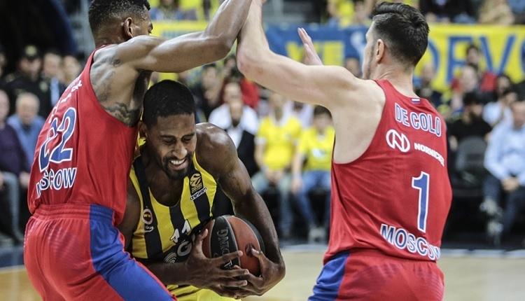 Fenerbahçe Doğuş 79-81 CSKA Moskova maç özeti