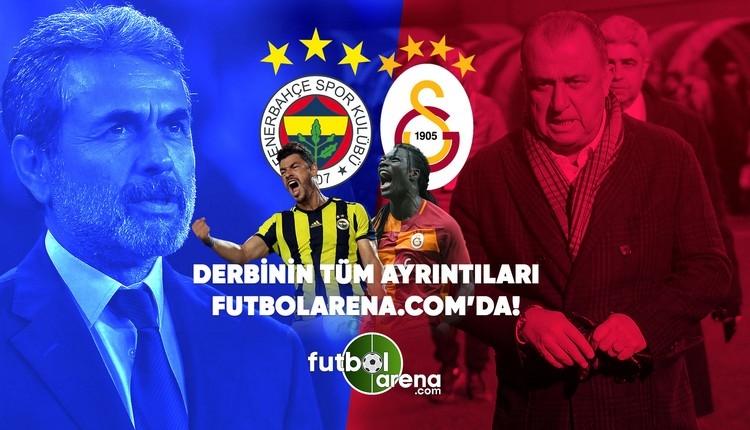 Fenerbahçe - Galatasaray derbisi FutbolArena'da!