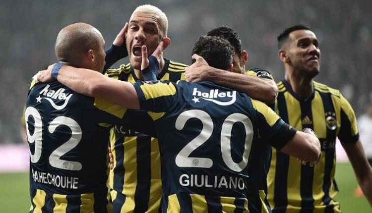 Fenerbahçe'de 6 futbolcu yolcu