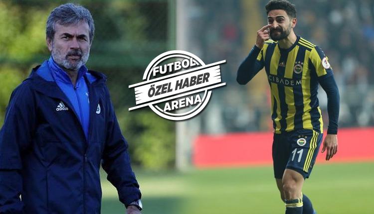 Fenerbahçe'de Mehmet Ekici ilk 11'e mi giriyor?