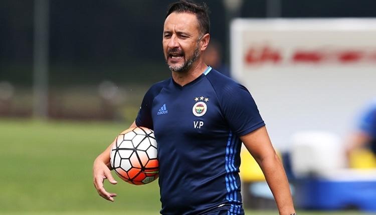 Fenerbahçe'de Vitor Pereira krizi aşıldı