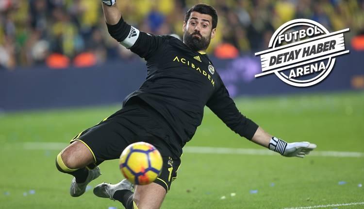 Fenerbahçe'de Volkan Demirel mucizesi devam etti
