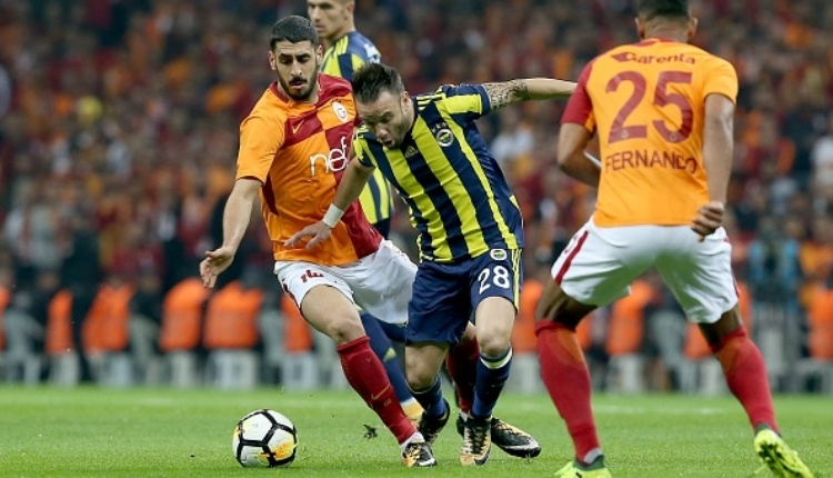 Fenerbahçe-Galatasaray derbisi hakemi